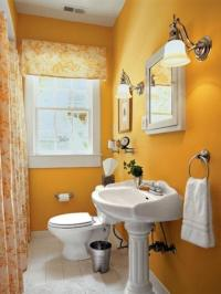 Photos of small country bathrooms