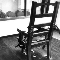 Florida Electric Chair Ikea Metal Chairs Ted Bundy Photos