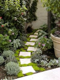 Beautiful small gardens photos