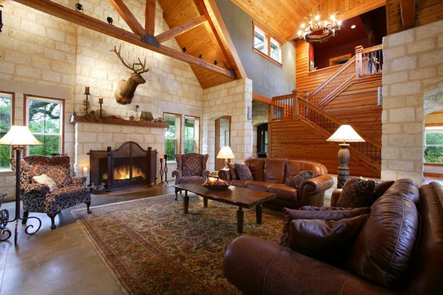 Texas hill country house photos