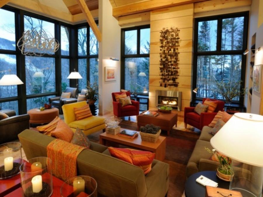 Photos Of Rectangular Living Rooms
