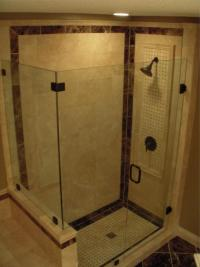 Shower stall photos tile