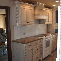 Kitchen Cabinet Paint Colors Small Island Pickled Oak Cabinets Photos