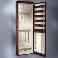 Wall-mounted jewelry cabinet photo