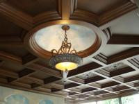 Photo ceiling