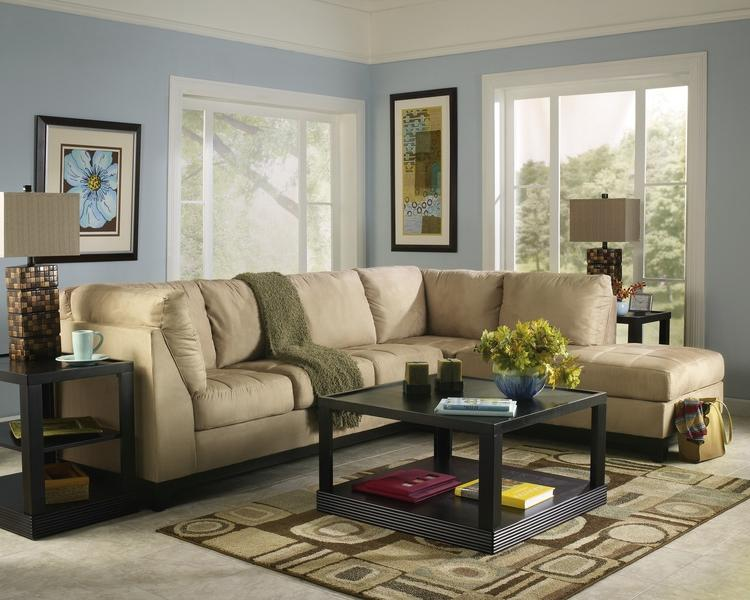 Sample photos of living room