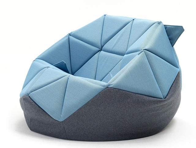 Beanbag chairs photo