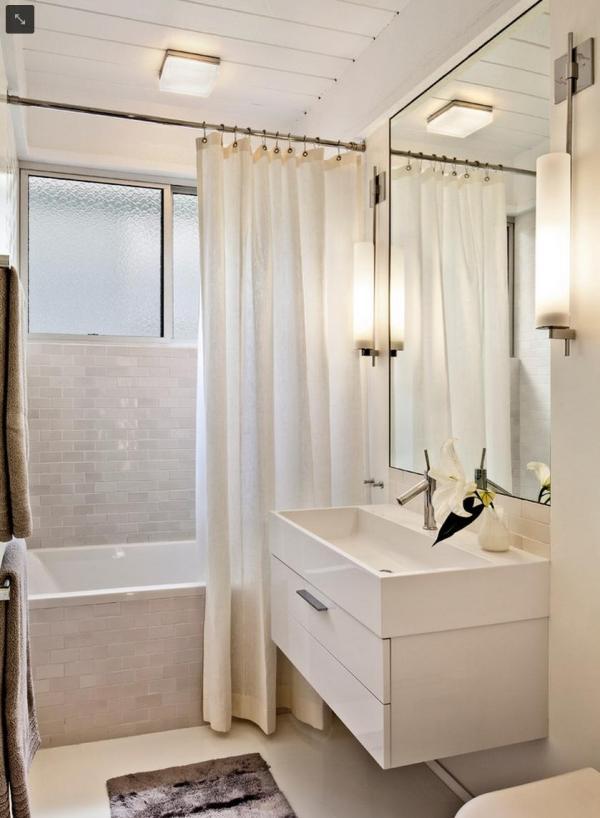Small Bathroom Ideas Shower Curtain