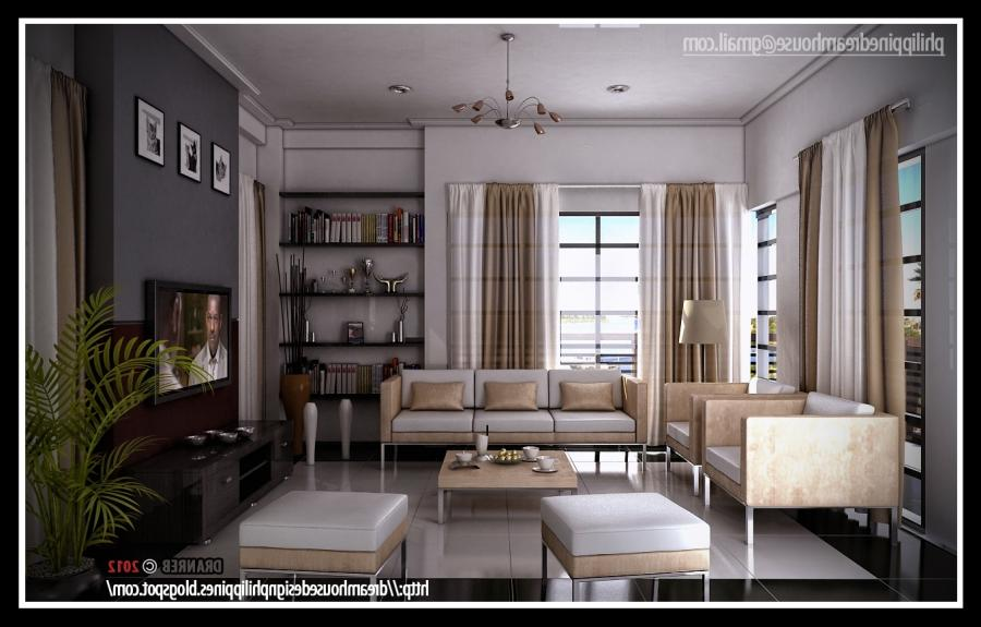 condo interior design ideas living room colorful chairs for photos philippines