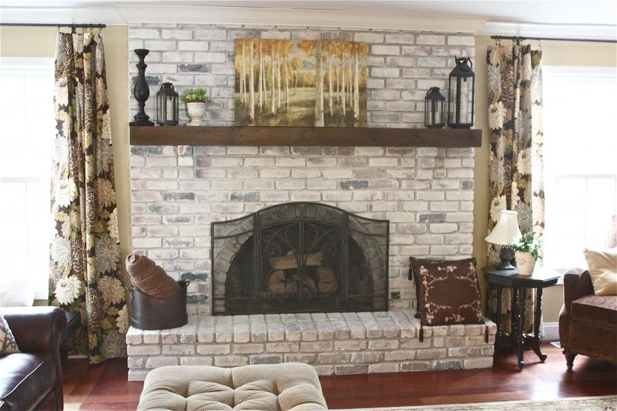ideas for painting my living room purple and grey whitewash brick photos