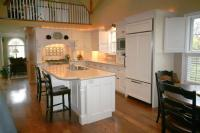 Open concept kitchen design photos