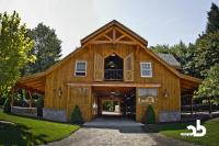 Photos with pole barns with apartments