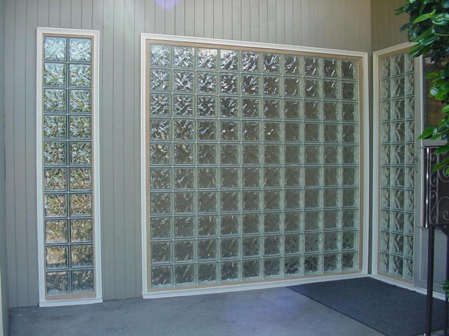 Glass Block Photos