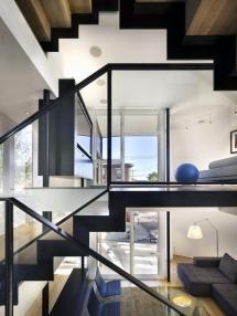 Split Level Home Interior