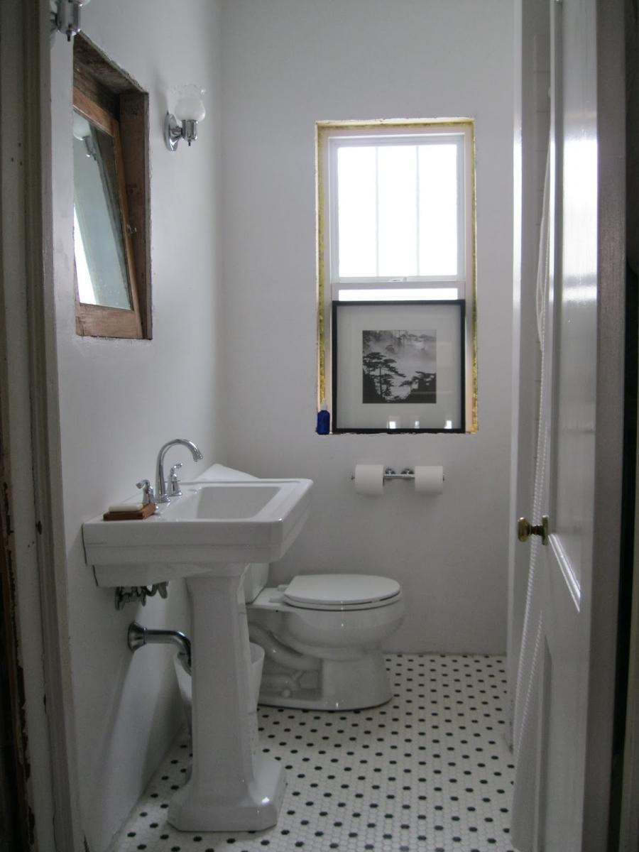 Photos of 192030s style bathrooms