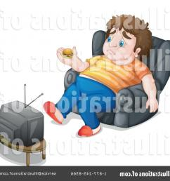 more clip art illustrations of couch potato [ 900 x 900 Pixel ]