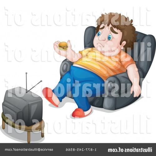 small resolution of more clip art illustrations of couch potato