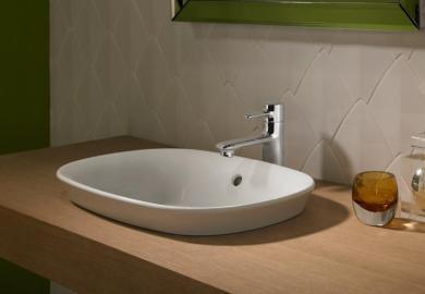 Sweet Modern Bathroom Sinks By Bissonnet