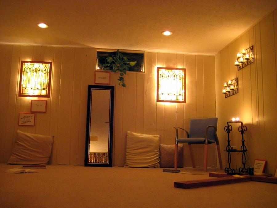 Christian prayer room photos