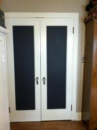 Walk in closet doors photos