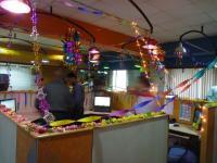 Diwali bay decoration photos