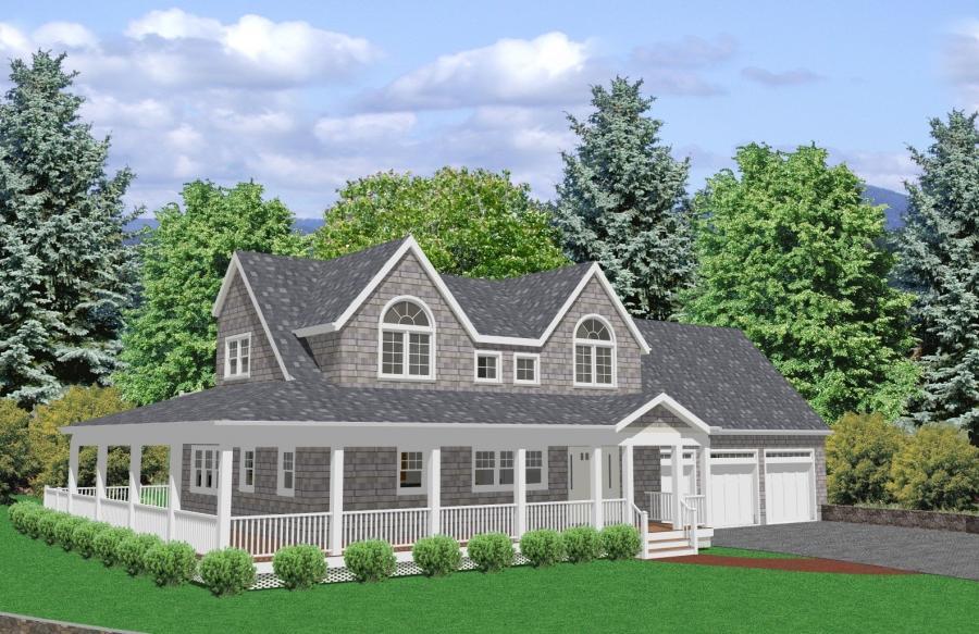 Cape cod house plans with photos