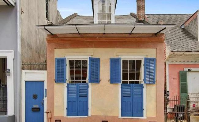 New Orleans Creole Cottages Photos