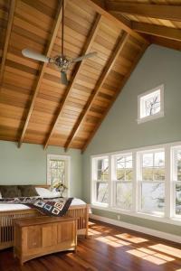 Vaulted wood ceilings photos