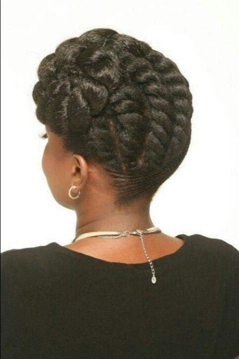 Flat twist hairstyle photos