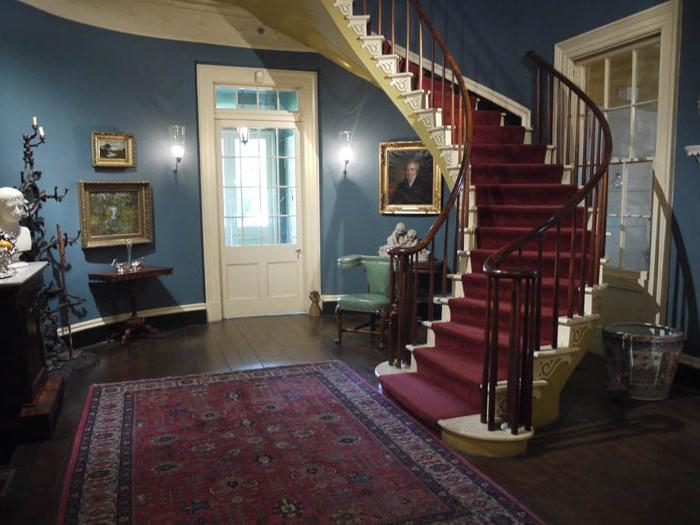 Southern Plantation Interior Photos
