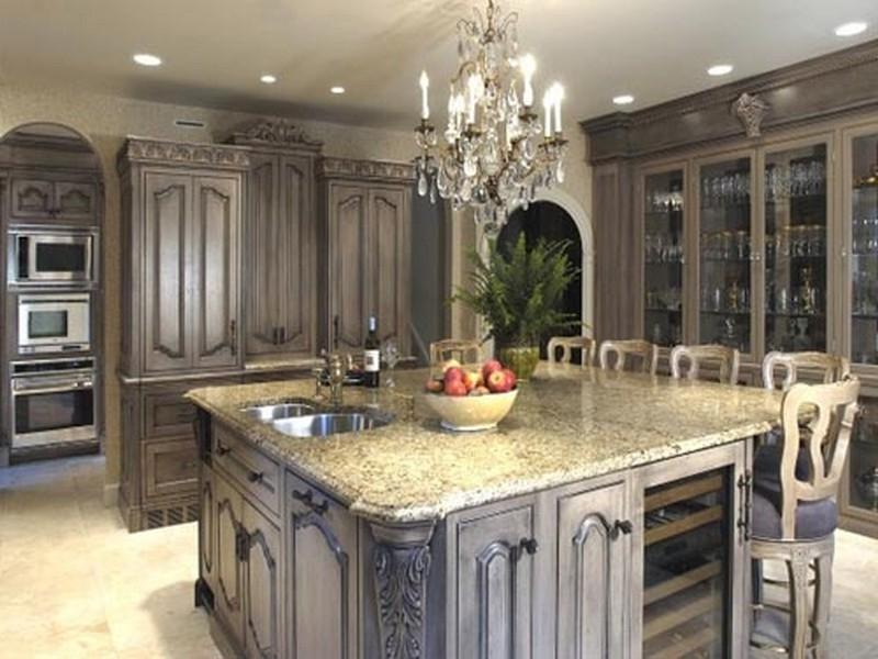 Luxury kitchen designs photo gallery