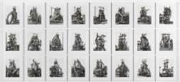 Blast Furnaces 1969?95 Bernd Becher and Hilla Becher 1931-2007, 1934-2015 Purchased with funds provided by Tate International Council and the Photography Acquisitions Committee and Tate Patrons 2015 http://www.tate.org.uk/art/work/P81236