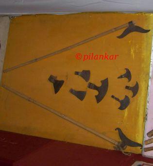 Shivaji Era Weapons (Axe)