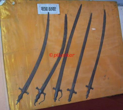 Maratha Talwar or Sword