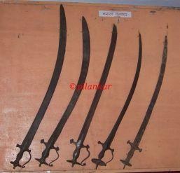 Maratha Swords