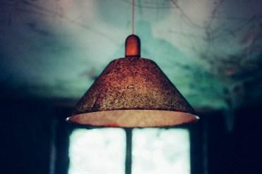 Schimmel-Lampe