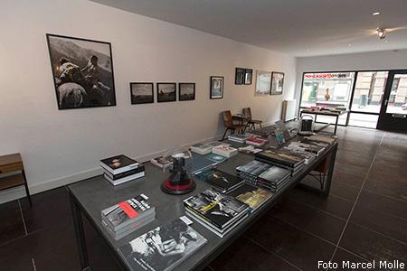 PhotoQ Bookshop, speciaalzaak voor het fotoboek, opent vrijdag