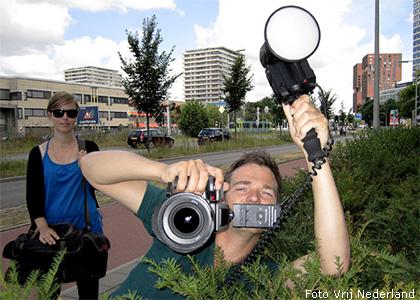 Vrij Nederland en FotografenFederatie bieden opdrachten