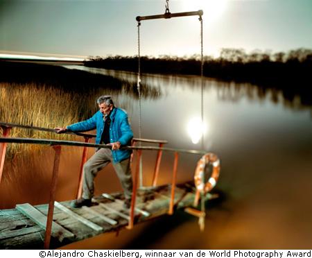 Alejandro Chaskielberg wint Sony World Photography Award