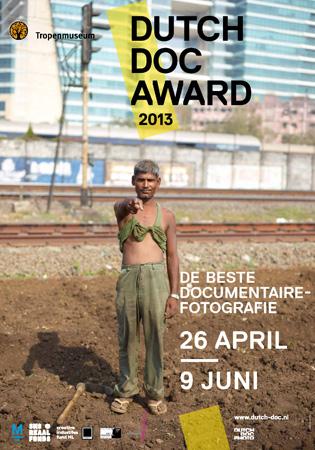 Lezing, interviews en debat bij uitreiking Dutch Doc Award