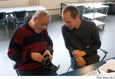 PS Camera #12: Peter Molkenboer en de camera van zijn vader