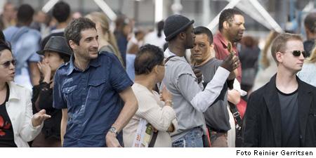 Rotterdams accent tijdens Parijse PhotoQ Live