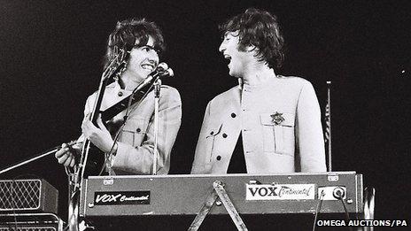 Amateurfoto's van Beatles verkocht voor 30.000 pond