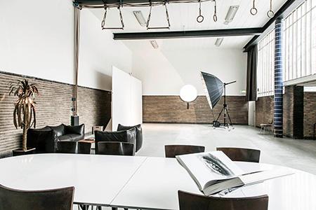 Nieuwe studio in oude school Dudok in Hilversum