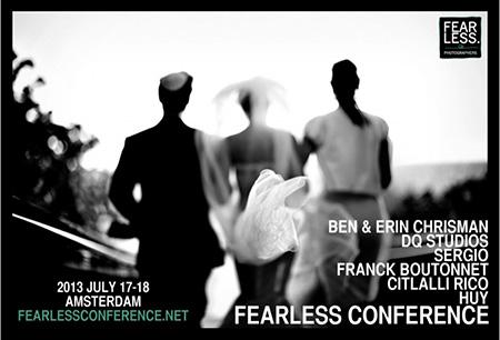 Internationale conferentie bruidsfotografie half juli in Amsterdam