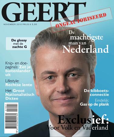 Geert: glossy met zachte g