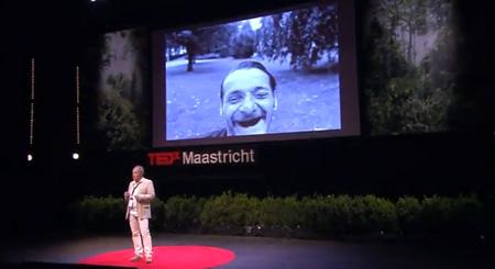 Henk Braam bij TEDx over Toontje