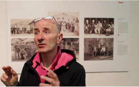 Interview Simon Norfolk