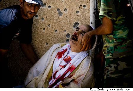 Fotograaf verliest embed Irak wegens schokkende foto's