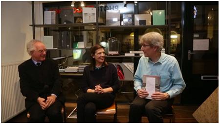 Videoverslag presentatie Hidden Lens van Emmy Andriesse